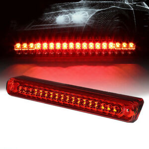 Image Is Loading Red Led 3rd Brake Light Cargo Lamp Fits