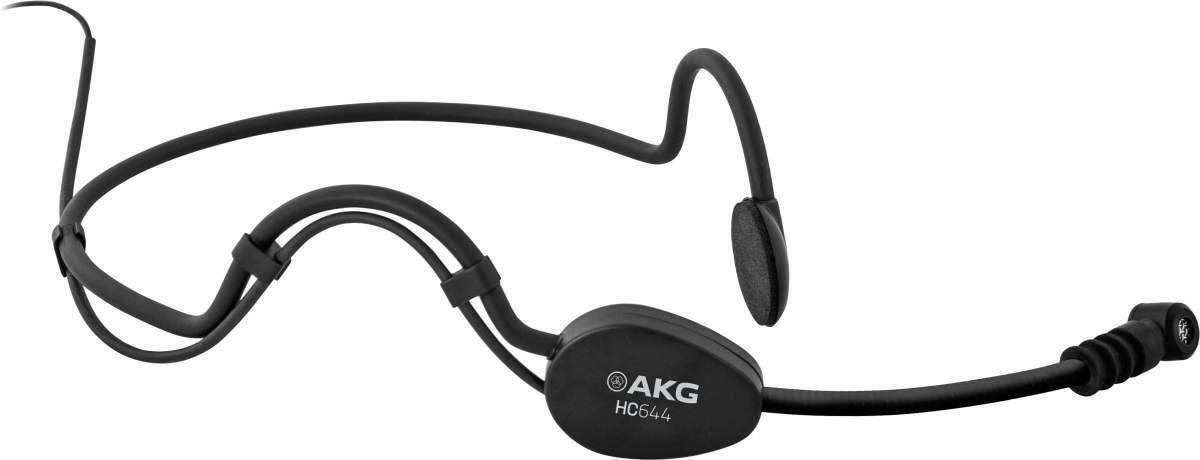 AKG HC644 MD Headset Sport Head Set HC 644 NEU & OVP