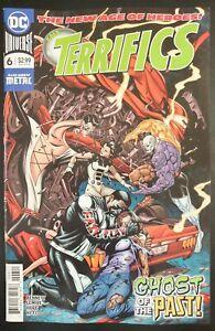 The-TERRIFICS-6-2018-DC-Universe-Comics-VF-NM-Book