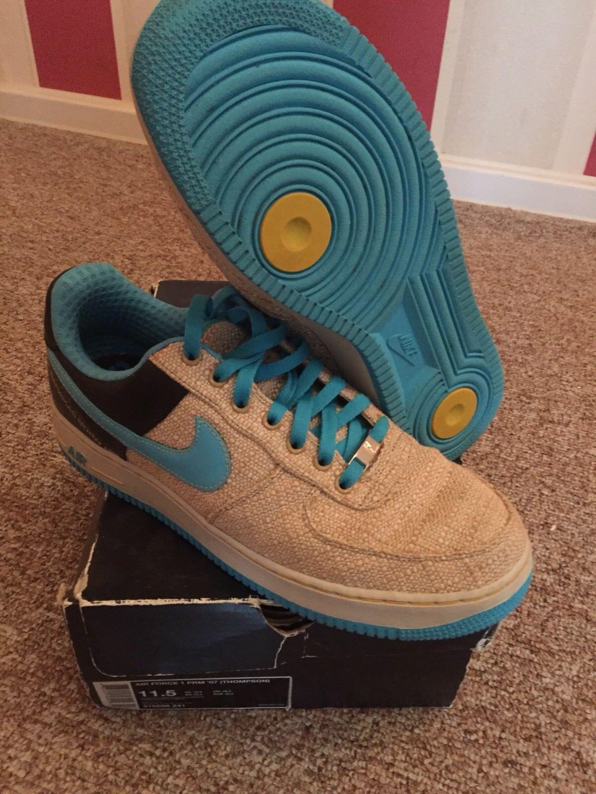 Nike Air Obliger 1 XXV '07 PRM ( Thompson ) '07 XXV LTD