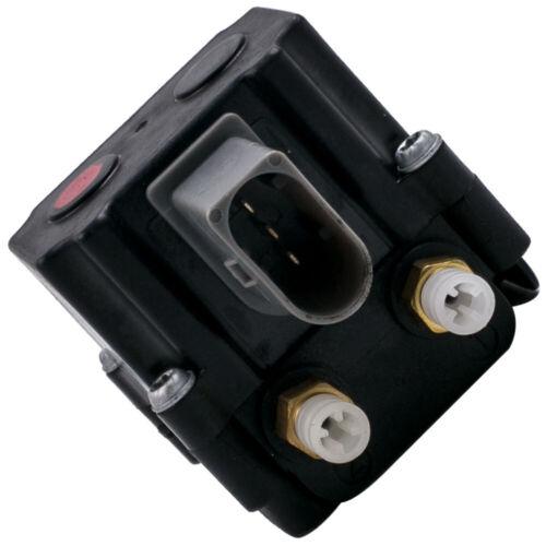 Kompressor Ventil Niveauregulierung Luftfederung Für BMW 5er E61 37106793778