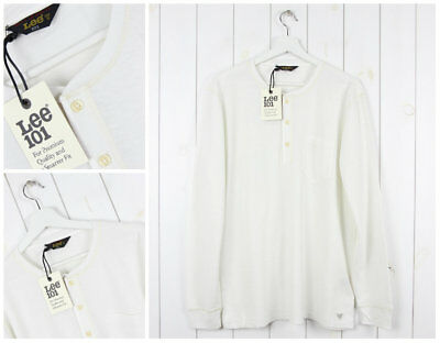 New Men/'s Yellow Izod Saltwater Shirt Long Sleeve Sweatshirt XXL $60 Henley Nice