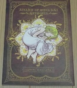 Kamome Shirahama Witch Hat Atelier Art Work Book ATELIER OF WITCH HAT