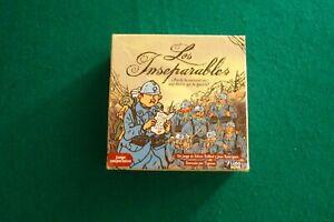 Los Inseparables, juego de mesa en español.