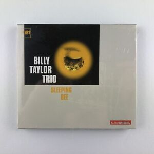 Billy-Taylor-Trio-Sleeping-Bee-CD-2014-New-amp-Sealed