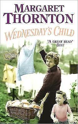 """AS NEW"" Wednesday's Child: A moving saga of family and the search for love, Tho"