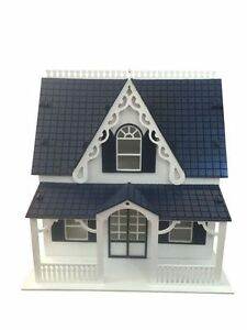 Anne Shirley Dollhouse Painted/Assembled...