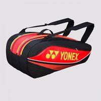 YONEX Tournament Basic Series 7529EX 9 Racquet Bag Tennis & Badminton - Reg $85