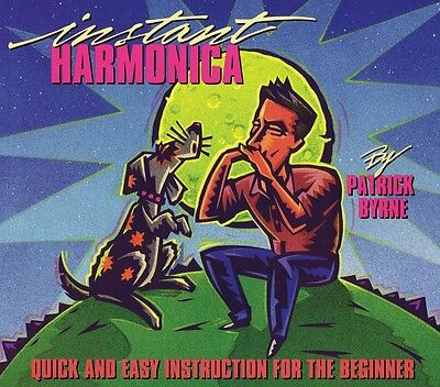 Instruction Books, Cds & Video Shop For Cheap Instant Harmonica Quick And Easy Instruction For The Beginner Book New 000330046 Possessing Chinese Flavors