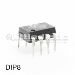 BA4558 Integrated Circuit Op-Amp - CASE: DIP8 MAKE: Rohm Semiconductor