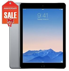 NEW Apple iPad Air 1st 32GB 9.7in Unlocked LTE AT/&T Wi-Fi Space Gray