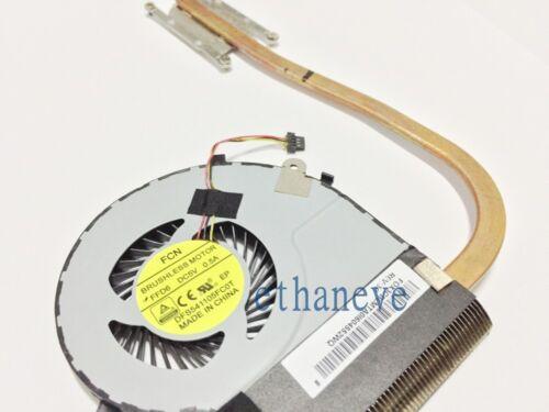 New For Toshiba Satellite L50-B L55-B L50D-B L55T-B UMA CPU Fan With Heatsink