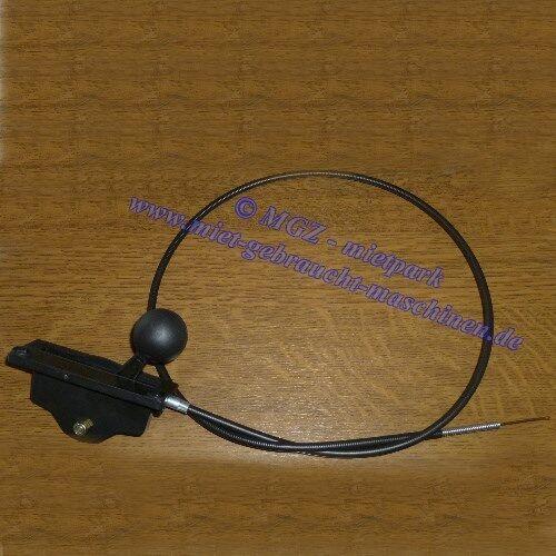 Gasbowdenzug Sabo 110 cm Nr.SA13913,SA12766,SA34456 f.Vertikutierer 45-210 SA287