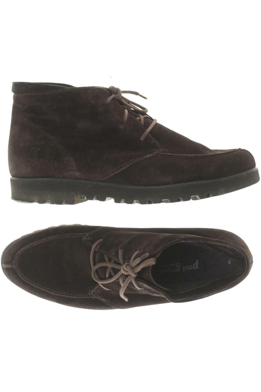 Paul Grün Stiefelette Damen Ankle Stiefel Stiefelies Gr. UK 5.5 (DE 38.5...  8635202