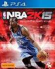 NBA 2k15 Sony Ps4 Game and