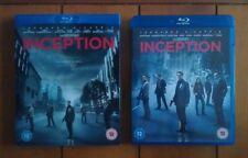 Christopher Nolan's Inception (Blu-Ray & DVD; Region Free; Leonardo DiCaprio)