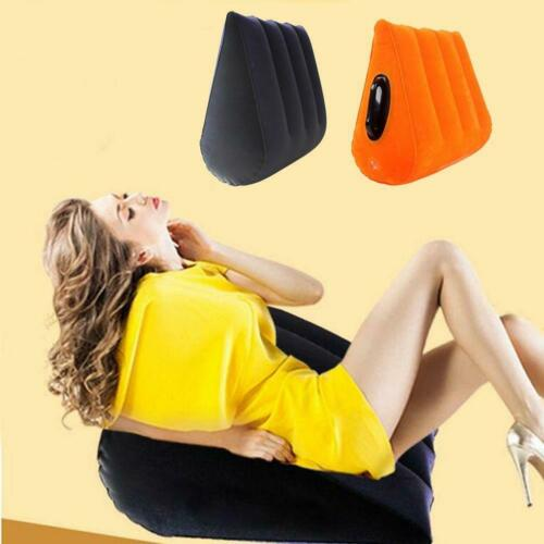 Inflatable Sex Triangle Pillow Wedge Furniture Magic Triangle Amazing Pillow Lot