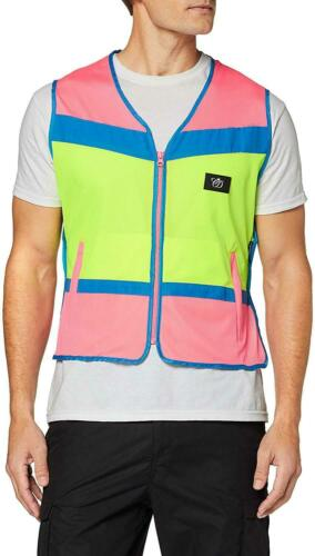 PINK//YELLOW EQUISAFETY MULTI COLOUR WAISTCOAT GREEN//YELLOW PINK//ORANGE