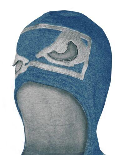 Boys Jumper Sweater Bad Boy Kids Superhero hoodie Sky Blue