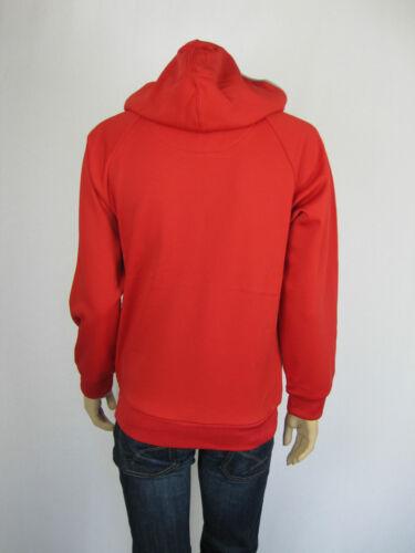 Slazenger Kids Boys Girls Sports Hoodie Top Jumper sizes 12 14 Colour Red