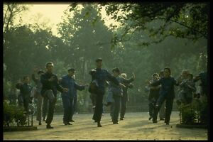 015018-Tai-Chi-Green-Lake-Park-Kunming-Yunnan-A4-Photo-Print