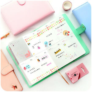 photograph regarding Cute Weekly Planners titled Information over 2017 Adorable Weekly Regular monthly Planner Diary Magazine Laptop computer calendar organizer