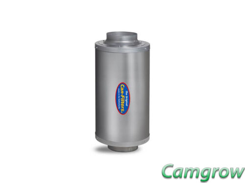 """8/"""" 6/"""" Inline Carbon Filters 10/"""" /& 12/"""" High Grade Carbon Filter Can Filters"""