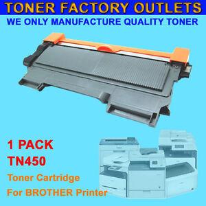 1PK-TN450-Black-Toner-Cartridge-For-Brother-HL-2270DW-HL-2275DW-HL-2280DW