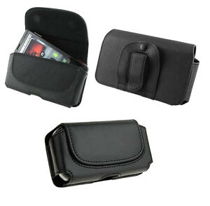 Black-Belt-Leather-Skin-Pouch-Case-Cover-FOR-Apple-iphone-ipod-itouch-hot-new