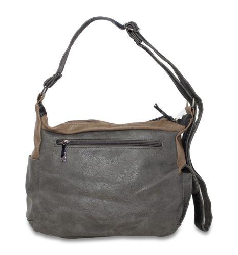 Women Soft Comfy Cross Body Shoulder Bag Ladies Satchel Messenger Handbag YCG532