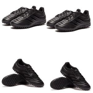 Adidas-Homme-Astro-Turf-Chaussures-De-Football-TF-Football-Chaussures-Copa-20-4-Baskets-Noir