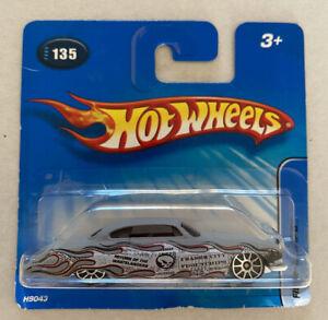 2005 HOTWHEELS Pesce avrebbe & Chip raccoglieva #135 MOLTO RARA! Nuovo di zecca! MOC!