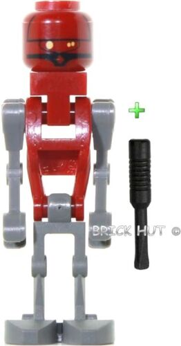 RARE FAST GIFT LEGO STAR WARS DBG EV-9D9 FIGURE NEW 4480-2003