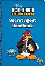 Secret Agent Handbook Disney Club Penguin