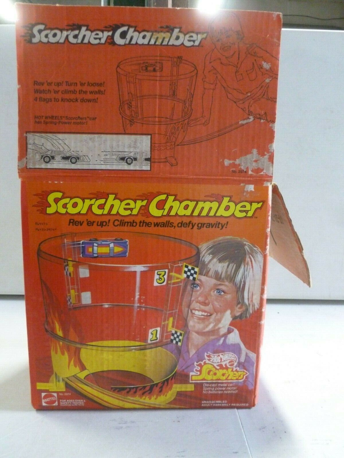 100% precio garantizado 1978 Hot Wheels Scorchers Scorchers Scorchers lnfernal Cámara  perfecto