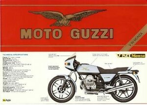 1981-Moto-Guzzi-V50-Monza-original-foldout-brochure