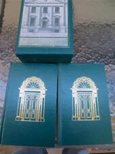 The President's House by William Seale ~ 2 Volumes in cover