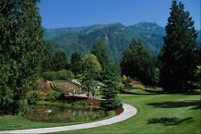 650085 Minter Gardens Chilliwack British Columbia Canada A4 Photo Print