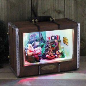 Large-Christmas-Santa-Scene-Suitcase-With-Moving-Figures-amp-LED-Lights-Decoration