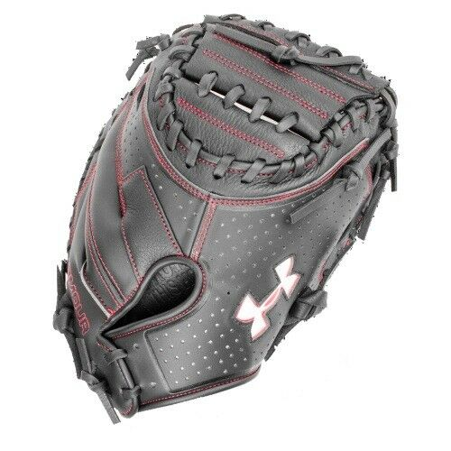 Under Armour Framer Baseball Catchers Mitt UACM-100A 34