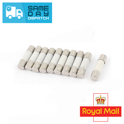 1.5 Amp Fusibile Ceramica - Veloce/rapido 5mm X 20mm - F1.5al250v Avere Uno Stile Nazionale Unico