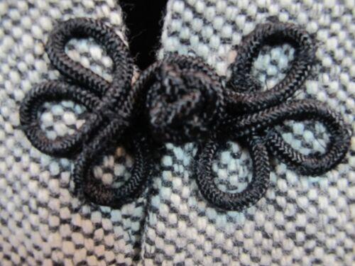 a con Giacca quadretti di lana in bianca da mano lavorazione uomo a blazer nwqHBp