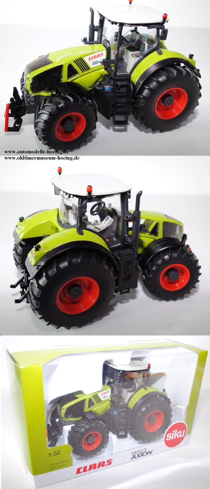 SIKU FARMER 3280 00401 Claas Axion 950 Tracteur 1 32 Modèle Spécial