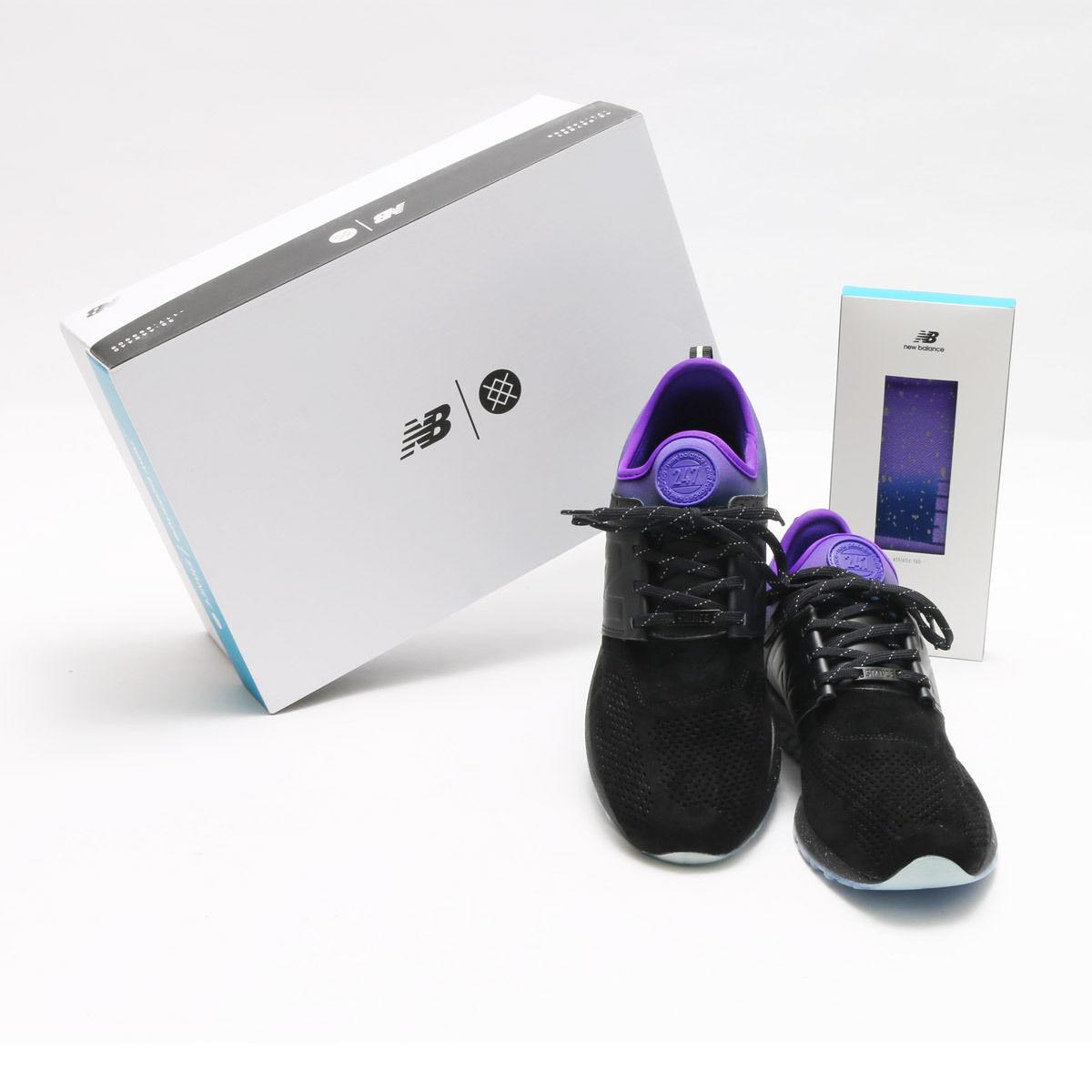 New Balance 247 X Stance Socken All Day Pack Pack Pack Schwarze Limitierte Auflage Schuhe   f8bd4e