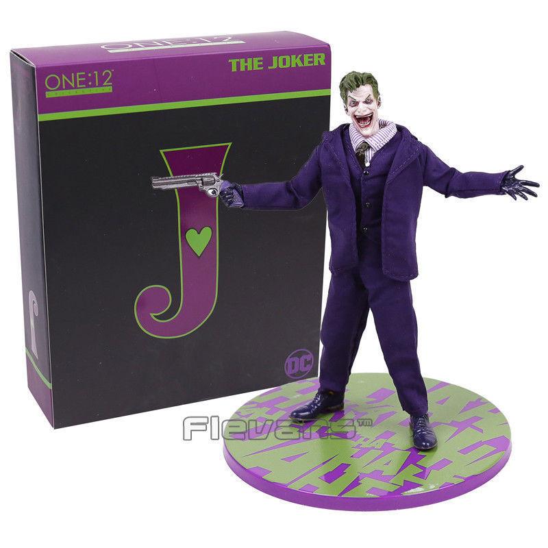 Dc Universe - Figure the Joker   1 12   the Joker Figure 16cm