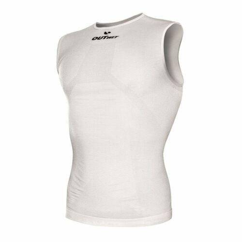 Made in Italy by Outwet Extreme Carbon 1 Cycling Sleeveless BASE LAYER