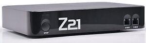 Roco-Fleischmann-10820-Digitalzentrale-Z21-034-schwarz-034-NEU-OVP