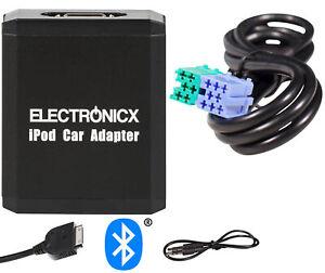 Adapter-AUX-Bluetooth-iPhone-iPad-iPod-Becker-Radio