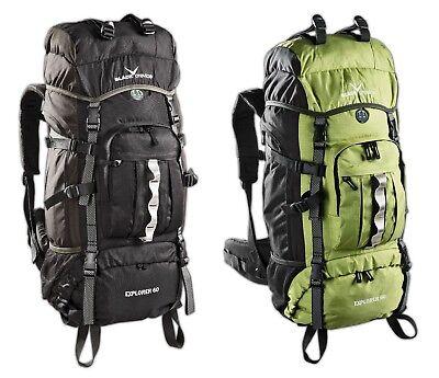 40L Trekking Rucksack Sporttasche Freizeitrucksack Reiserucksack Hiking wandern
