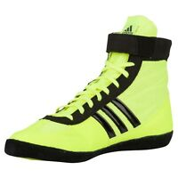 Adidas Combat Speed 4 Training Shoes - Yellow/black